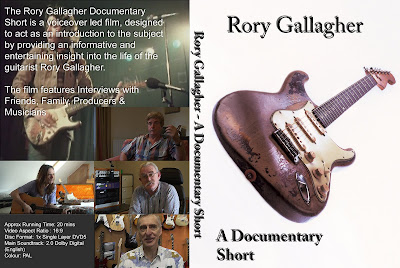Rory Gallagher - A Documentary Short  Rorycover2