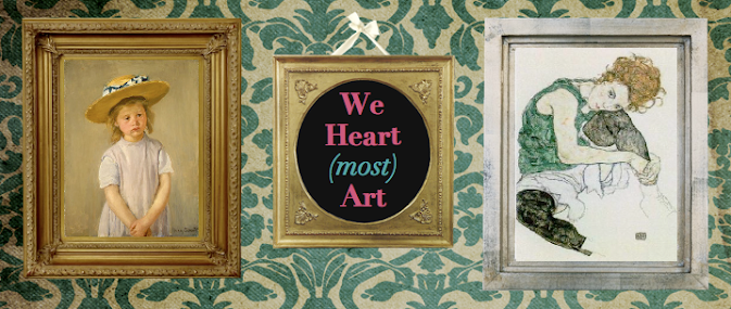 We Heart (most) Art