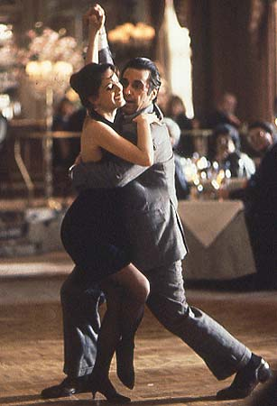 ... that Al Pacino and Gabrielle Anwar learned to tango at?no big deal!