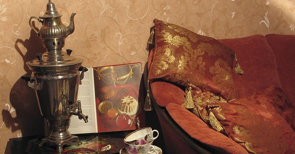 silber rosen tea time tuesday russian samovar tea. Black Bedroom Furniture Sets. Home Design Ideas