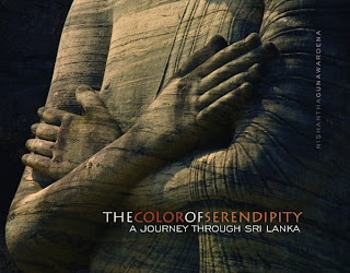 The Color of Serendipity - A Journey Through Sri Lanka by Nishantha Gunawardena