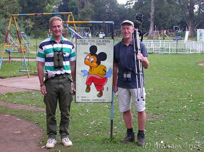 Mick and Jim by Graham Crick