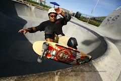 Granite Skatepark, Sacramento, Ca.