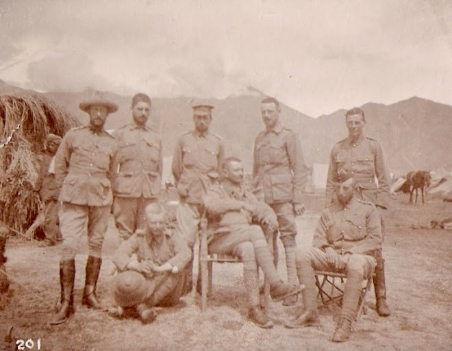 With the Field Force to Lhasa 1903-04