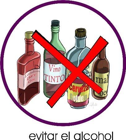 El trabajo para las personas con la dependencia alcohólica