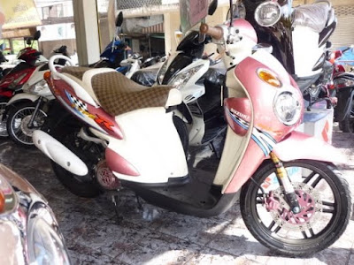 Otomotif Motorcycle Yamaha and Honda