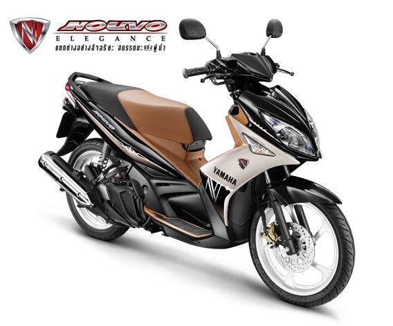Gallery modifikasi motor yamaha Terbaru title=