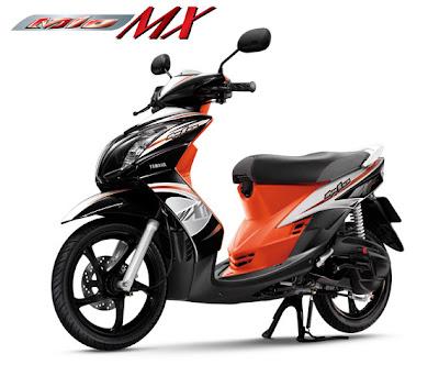 new mio 2009- thailand 2009 yamaha mio