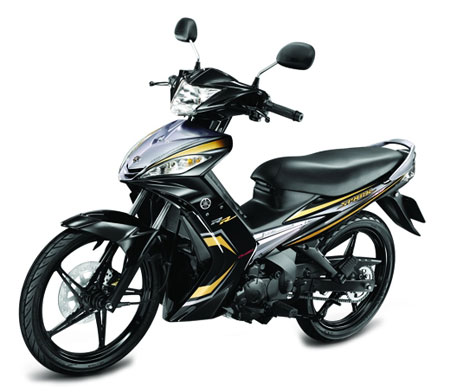 2009 Malaysia&#39;s Yamaha 135LC