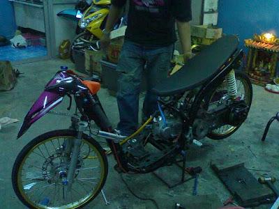 Mio Drag Modification 2009