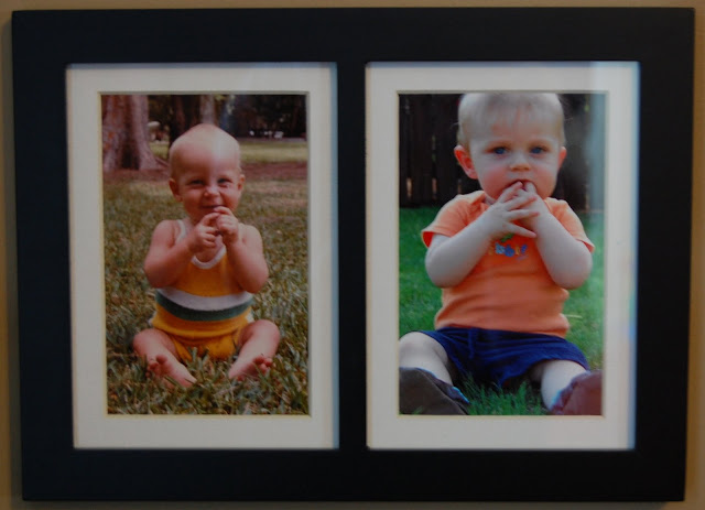 DIY: Baby Picture Project