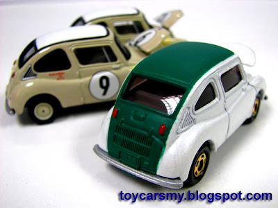 Subaru 360 For Sale. Tomica Subaru 360