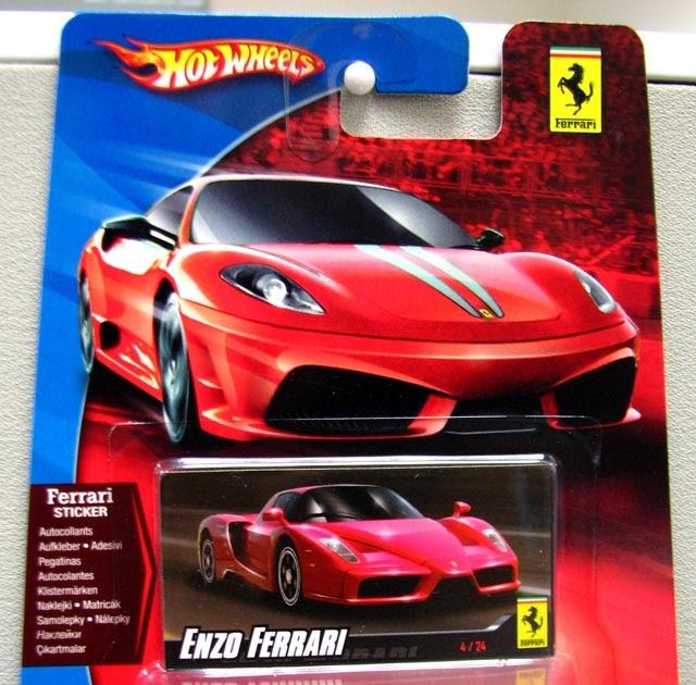 Hot Wheels Collectors Malaysia: 2009 Ferrari Racer
