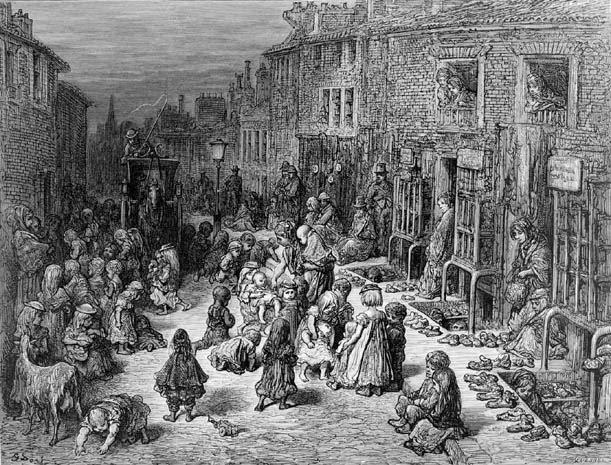 Children in Victorian times