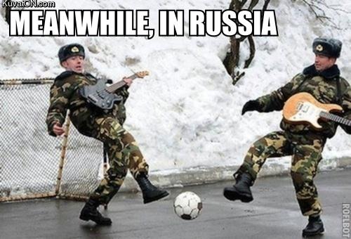 mira lo que paso ayer en Rusia O_O