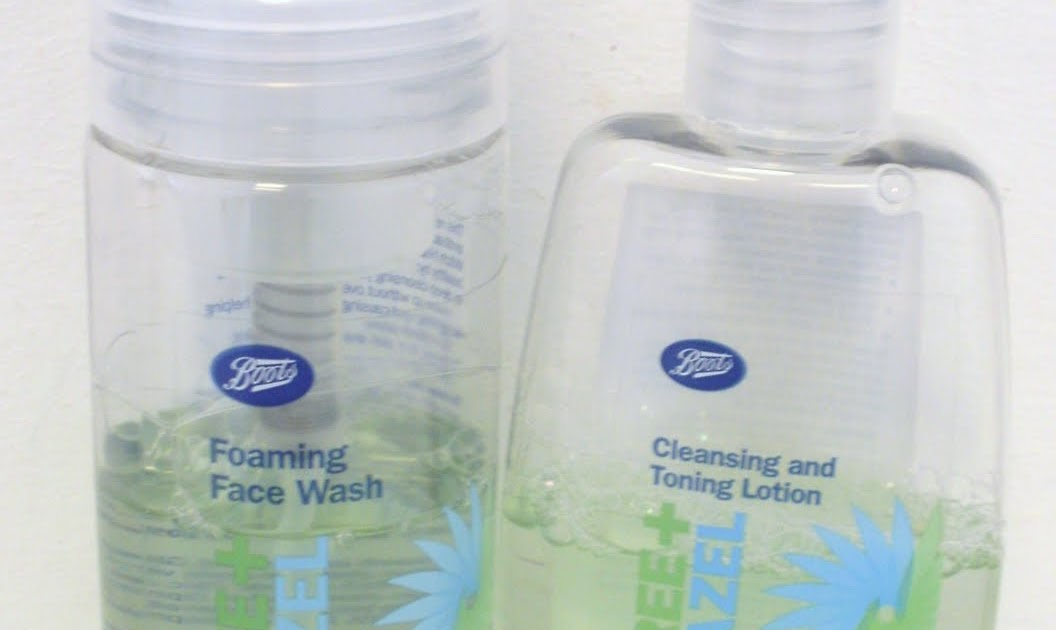Witch Naturally Clear Gentle Exfoliating Face Wash