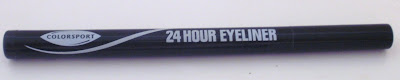 Colorsport Waterproof 24 hour eyeliner