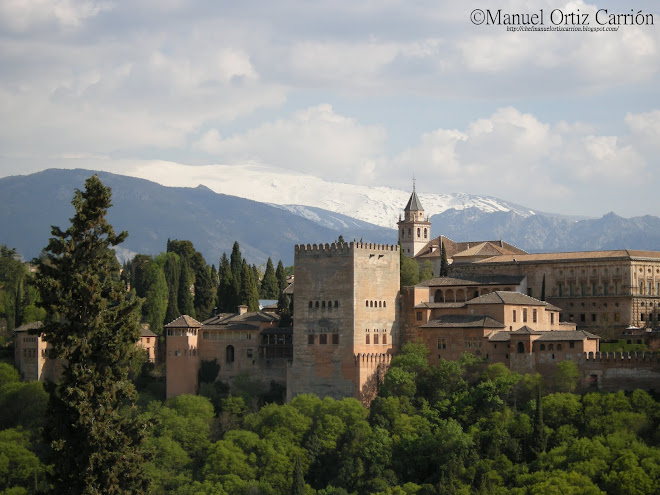 Mirador de San Nicolas (Granada)
