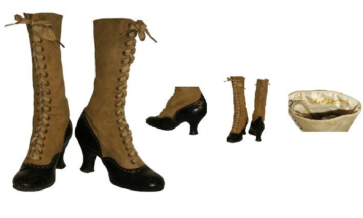 Histoire de la chaussure un certain regard - Chaussures annees 50 femme ...