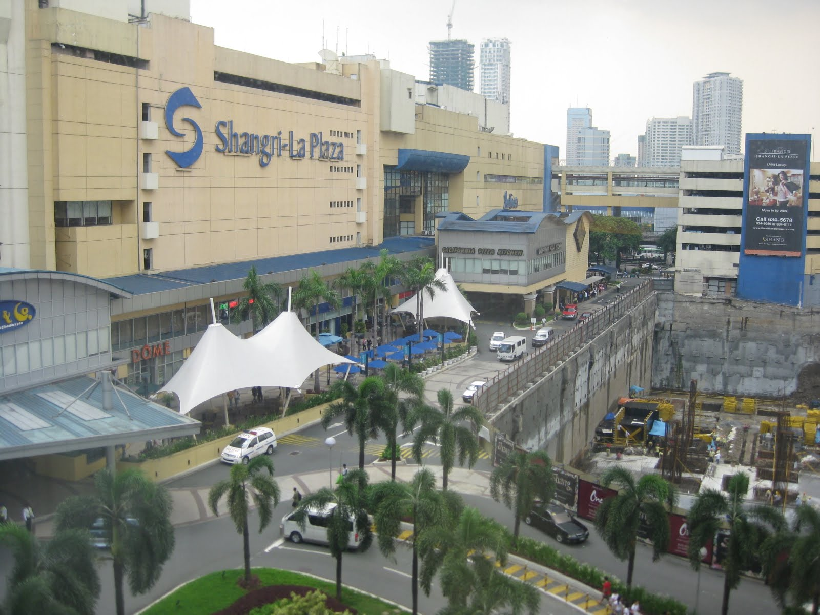 observation in edsa shangri la Ideally situated in the heart of metro manila's business, shopping, sports and entertainment district of ortigas center, edsa shangri-la manila is an iconic urban resort and convention hotel in mandaluyong city.