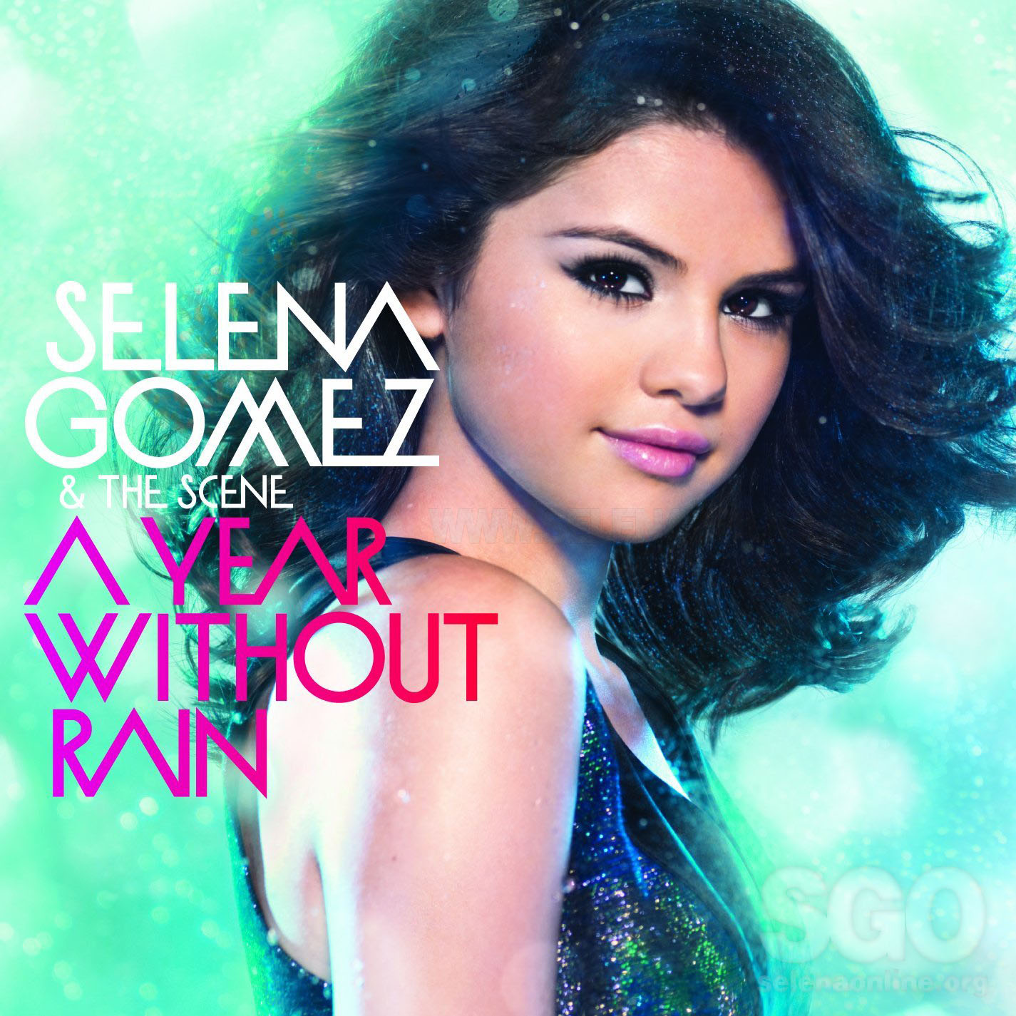 Selena Gomez and the Scene a Year without Rain