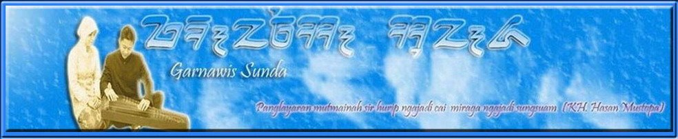 Garnawis Sunda