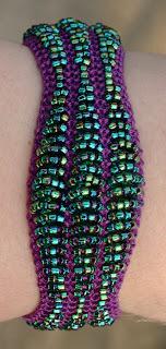 Emerald Beaded Bracelet