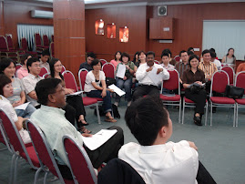 1st workshop at Hokkien Association Klang