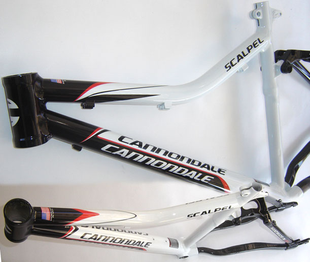 cannondale scalpel red