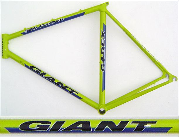 Giant cadex