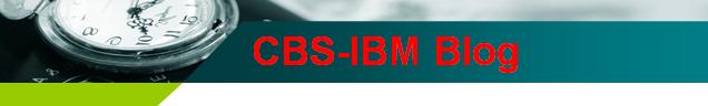 CBS-IBM  Blog