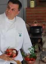 Chef Caesar Borges de Brasil, haz clic en la foto y conoceras su sitio web.