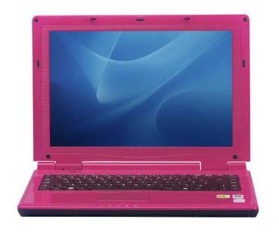 Advent KC550 Pink Laptop