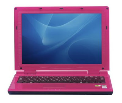 Advent KC550 Pink Laptop