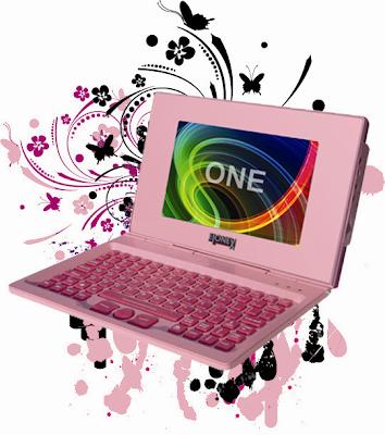 Pink Netbook image