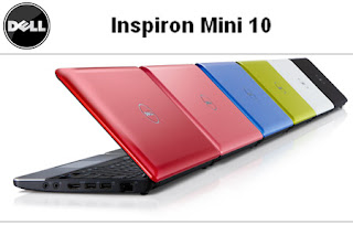 Dell Inspiron Mini 10 Laptop