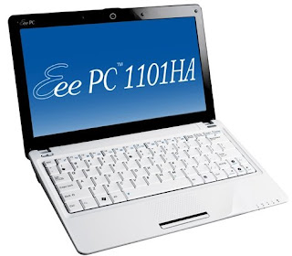 Asus Eee PC 1101HA Mini Laptop