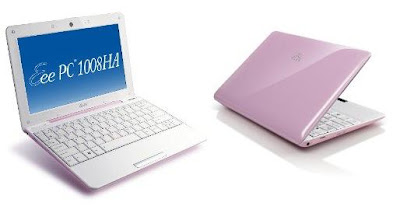 Asus Eee PC 1008HA 10-inch Netbook