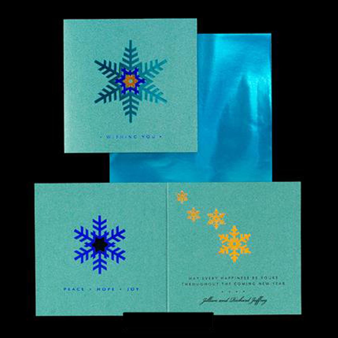 Pin tarjetas creativas hechas mano ajilbabcom portal on - Postales navidenas creativas ...