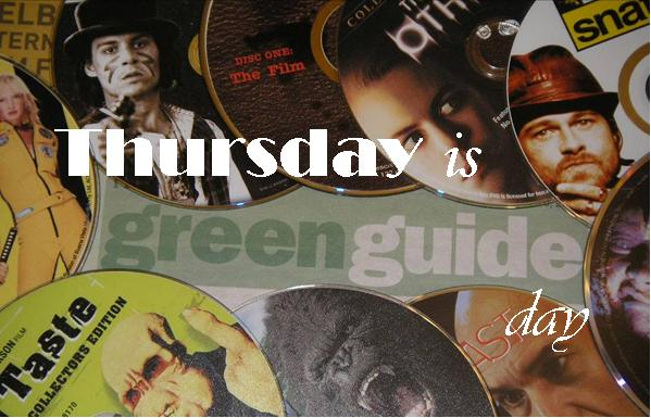 Thursday Is Green Guide Day
