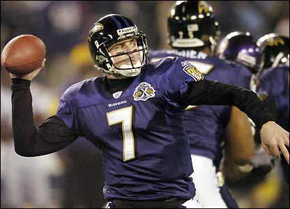 kyle boller. picture of Kyle
