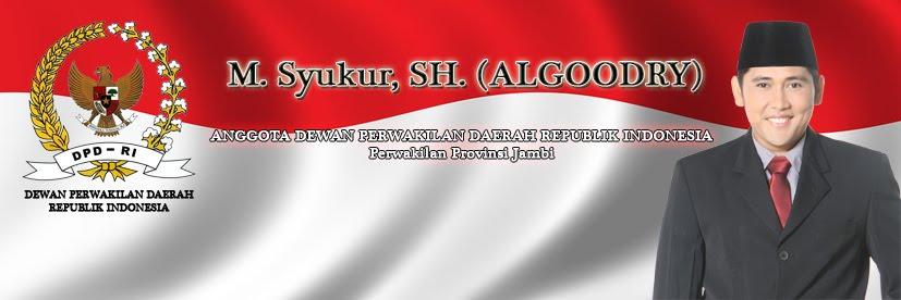M. Syukur, SH (Algoodry)