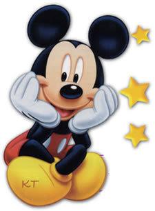 Adalah sebuah karakter kartun yang menjadi ikon bagi the walt disney