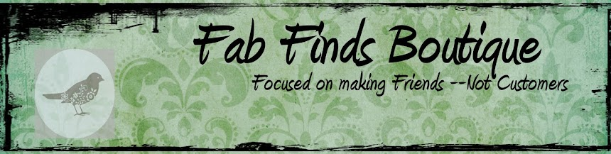 Fab Finds Boutique