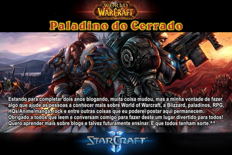 Paladino do Cerrado