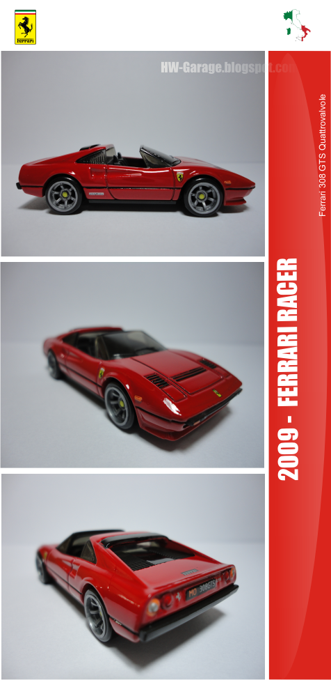 Ferrari 308 Gts Quattrovalvole. A Ferrari 308 GTS