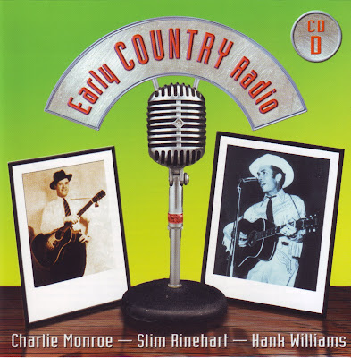 "EARLY COUNTRY RADIO ""VOLUME 4"""