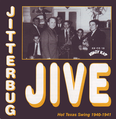 HOT TEXAS SWING 1940-1941