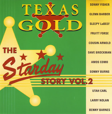 "THE STARDAY STORY ""VOLUME 2"""