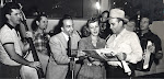 1953 Bob Wills & Carolina Cotton At The AFRS Studio